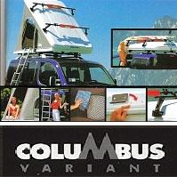 Atlas Travel World | Columbus Hartschalen-Dachzelte